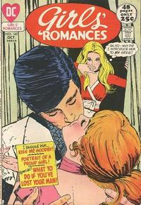 Cover Thumbnail for Girls' Romances (DC, 1950 series) #160