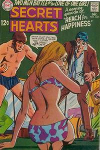 Cover Thumbnail for Secret Hearts (DC, 1949 series) #132