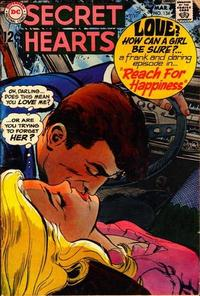 Cover Thumbnail for Secret Hearts (DC, 1949 series) #134