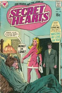 Cover Thumbnail for Secret Hearts (DC, 1949 series) #146