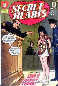 Cover Thumbnail for Secret Hearts (DC, 1949 series) #148
