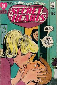 Cover Thumbnail for Secret Hearts (DC, 1949 series) #149