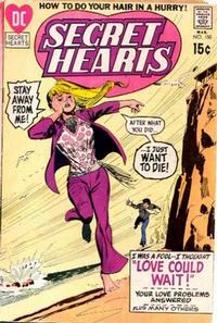 Cover Thumbnail for Secret Hearts (DC, 1949 series) #150