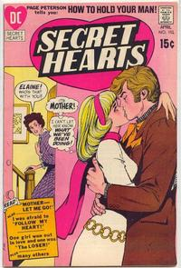 Cover Thumbnail for Secret Hearts (DC, 1949 series) #151