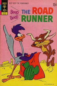 Cover Thumbnail for Beep Beep the Road Runner (Western, 1966 series) #28 [Gold Key]