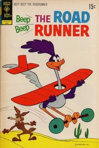 Cover Thumbnail for Beep Beep the Road Runner (Western, 1966 series) #30 [Gold Key]