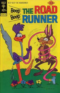 Cover Thumbnail for Beep Beep the Road Runner (Western, 1966 series) #64 [Gold Key Variant]