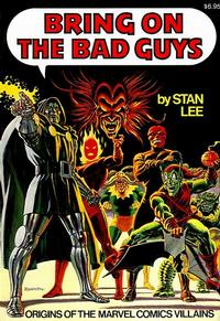 Cover Thumbnail for Bring on the Bad Guys: Origins of Marvel Comics Villains (Simon and Schuster, 1976 series) #[nn]