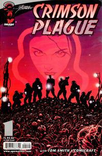 Cover Thumbnail for George Pérez's Crimson Plague (Image, 2000 series) #1