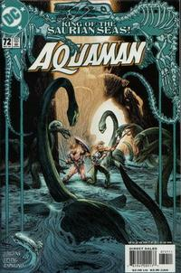 Cover Thumbnail for Aquaman (DC, 1994 series) #72
