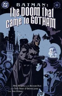 Cover Thumbnail for Batman: The Doom That Came to Gotham (DC, 2000 series) #1