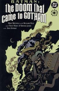 Cover Thumbnail for Batman: The Doom That Came to Gotham (DC, 2000 series) #2