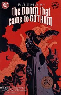 Cover Thumbnail for Batman: The Doom That Came to Gotham (DC, 2000 series) #3
