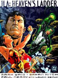 Cover Thumbnail for JLA: Heaven's Ladder (DC, 2000 series) #1