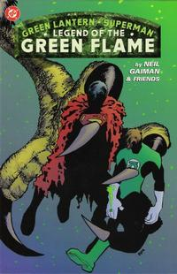 Cover Thumbnail for Green Lantern / Superman: Legend of the Green Flame (DC, 2000 series)
