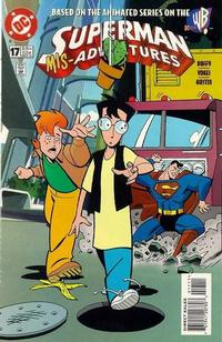 Cover Thumbnail for Superman Adventures (DC, 1996 series) #17 [Direct Sales]