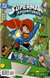 Cover Thumbnail for Superman Adventures (DC, 1996 series) #18 [Direct Sales]