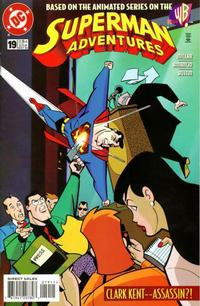 Cover Thumbnail for Superman Adventures (DC, 1996 series) #19