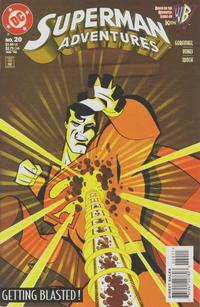 Cover Thumbnail for Superman Adventures (DC, 1996 series) #20 [Direct Sales]