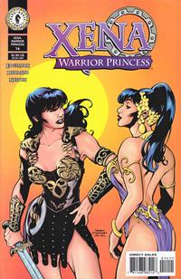 Cover Thumbnail for Xena: Warrior Princess (Dark Horse, 1999 series) #14 [Regular Cover]