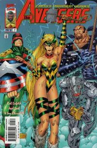 Cover Thumbnail for Avengers (Marvel, 1996 series) #7 [Direct Edition]