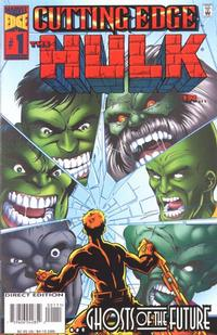 Cover Thumbnail for Cutting Edge (Marvel, 1995 series) #1