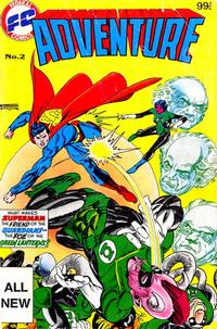 Cover Thumbnail for Adventure (Federal, 1983 series) #2