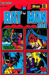 Cover Thumbnail for Batman Album (K. G. Murray, 1976 series) #44