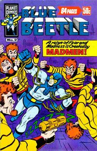 Cover Thumbnail for Blue Beetle (K. G. Murray, 1978 series) #2