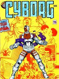 Cover Thumbnail for Cyborg (K. G. Murray, 1983 ? series)
