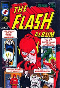 Cover Thumbnail for The Flash Album (K. G. Murray, 1976 series) #18