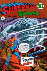 Cover Thumbnail for Superman Supacomic (K. G. Murray, 1959 series) #122