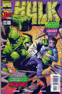 Cover Thumbnail for Hulk (Marvel, 1999 series) #1 [Direct Edition]