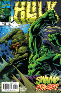 Cover Thumbnail for Hulk (Marvel, 1999 series) #6 [Direct Edition]