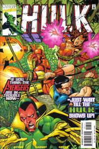 Cover Thumbnail for Hulk (Marvel, 1999 series) #7 [Direct Edition]