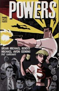 Cover for Powers (Image, 2000 series) #4