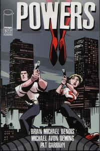 Cover Thumbnail for Powers (Image, 2000 series) #5