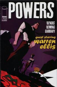 Cover Thumbnail for Powers (Image, 2000 series) #7