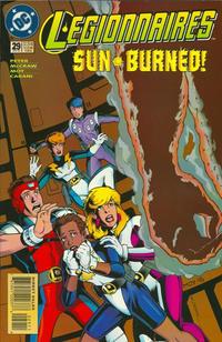 Cover Thumbnail for Legionnaires (DC, 1993 series) #29