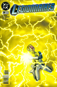 Cover Thumbnail for Legionnaires (DC, 1993 series) #30