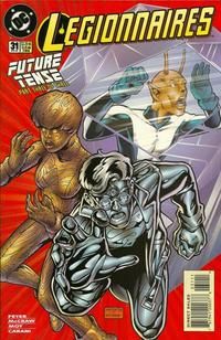 Cover Thumbnail for Legionnaires (DC, 1993 series) #31
