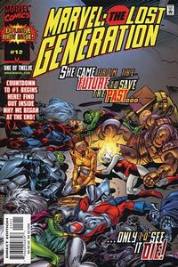 Cover Thumbnail for Marvel: The Lost Generation (Marvel, 2000 series) #12