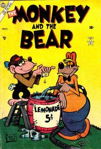 Cover Thumbnail for The Monkey and the Bear (Marvel, 1953 series) #2