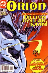 Cover Thumbnail for Orion (DC, 2000 series) #4