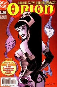 Cover Thumbnail for Orion (DC, 2000 series) #6