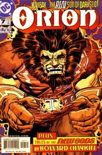 Cover Thumbnail for Orion (DC, 2000 series) #7