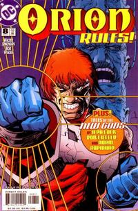 Cover Thumbnail for Orion (DC, 2000 series) #8