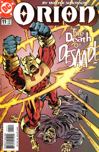 Cover Thumbnail for Orion (DC, 2000 series) #11
