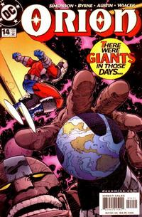 Cover Thumbnail for Orion (DC, 2000 series) #14