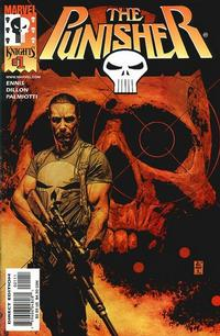 Cover Thumbnail for The Punisher (Marvel, 2000 series) #1 [Cover A]